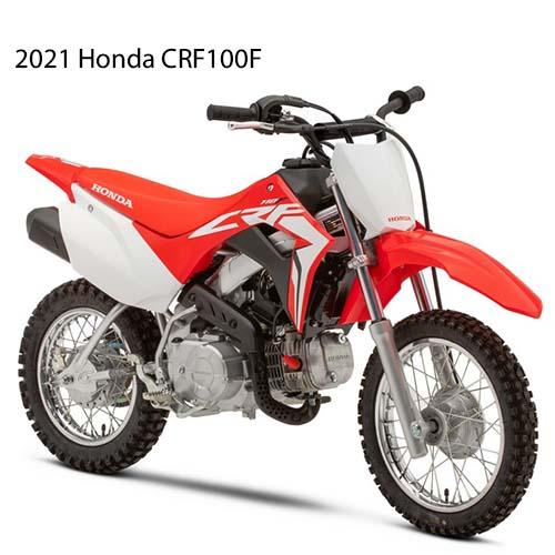 201127 2021 Honda CRF110F