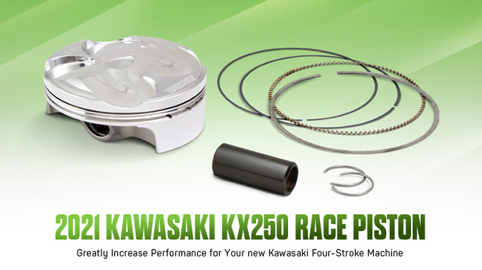 201203 Pro Circuit 2021 KX250 High-Compression Piston (678)