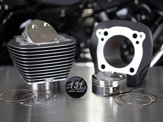 201207 S&S Cycle - 131 Cubic Inch Stroker Kit for M8 Engines (678)