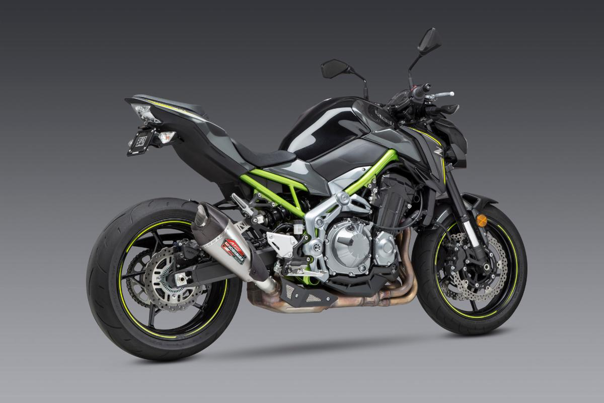 201210 Yoshimura Introduces Kawasaki Z900 AT2 Slip-on (2)