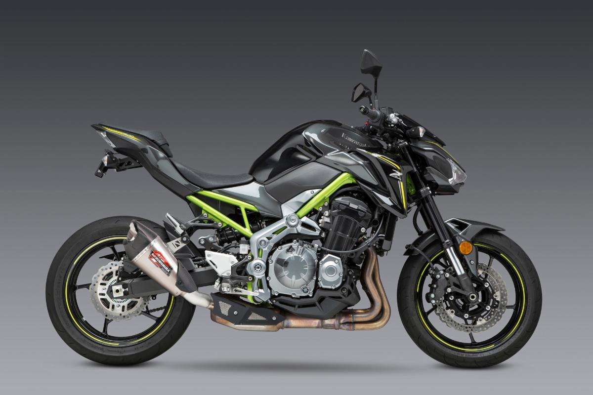 201210 Yoshimura Introduces Kawasaki Z900 AT2 Slip-on (3)