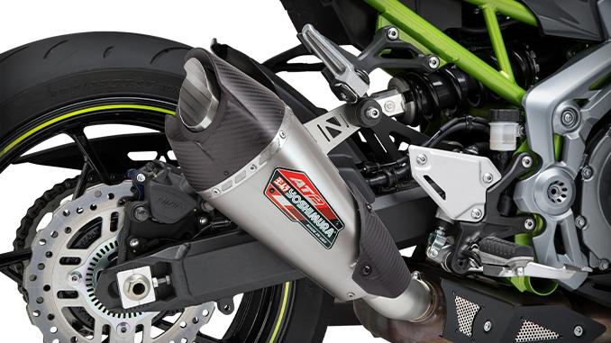 201210 Yoshimura Introduces Kawasaki Z900 AT2 Slip-on (678)