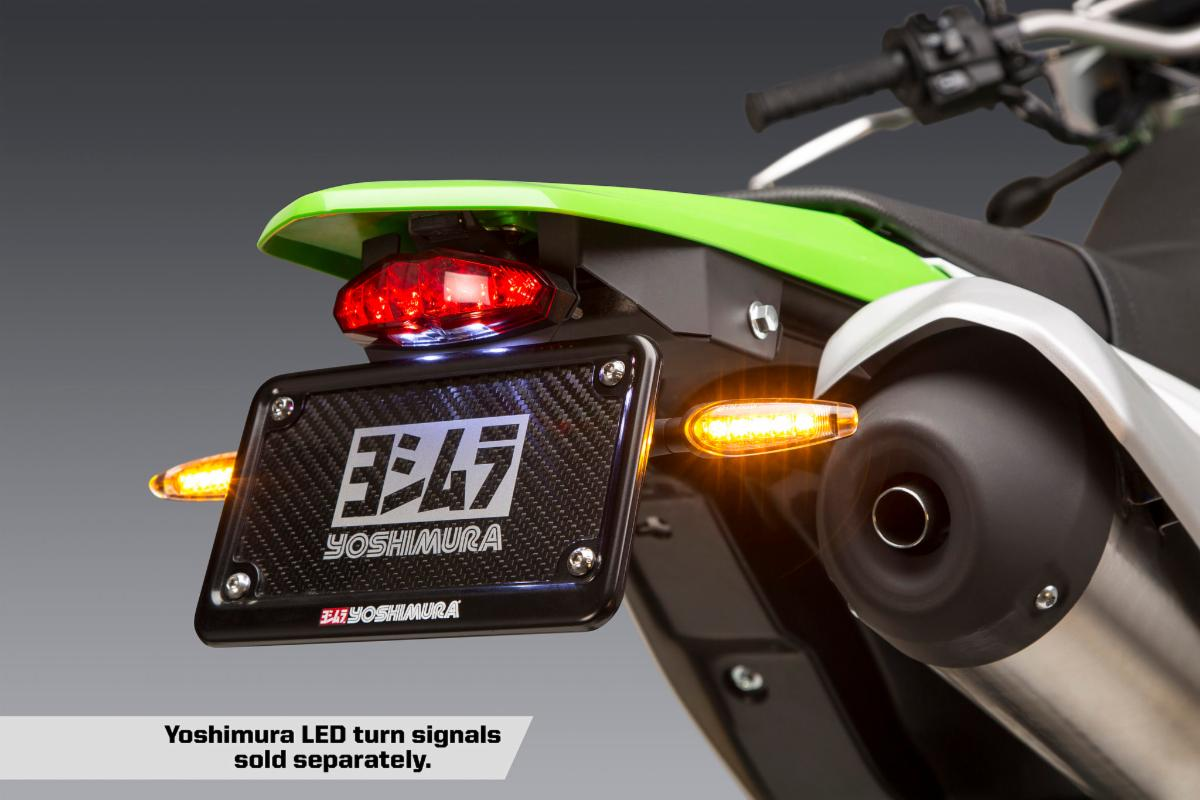 201222 Yoshimura Introduces 2020-21 Kawasaki KLX230 Fender Eliminator Kit (2)
