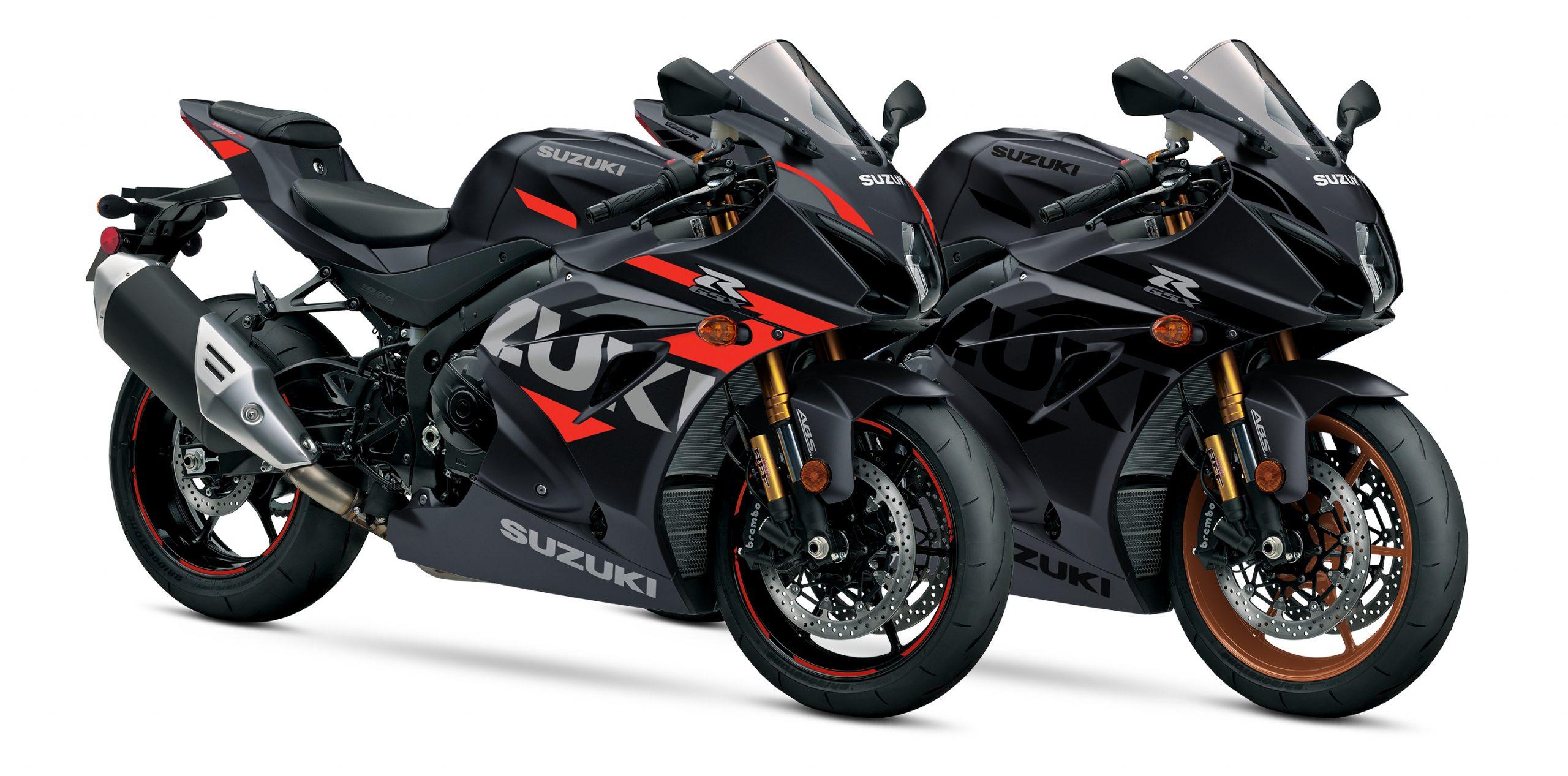2021 Suzuki GSX-R1000R