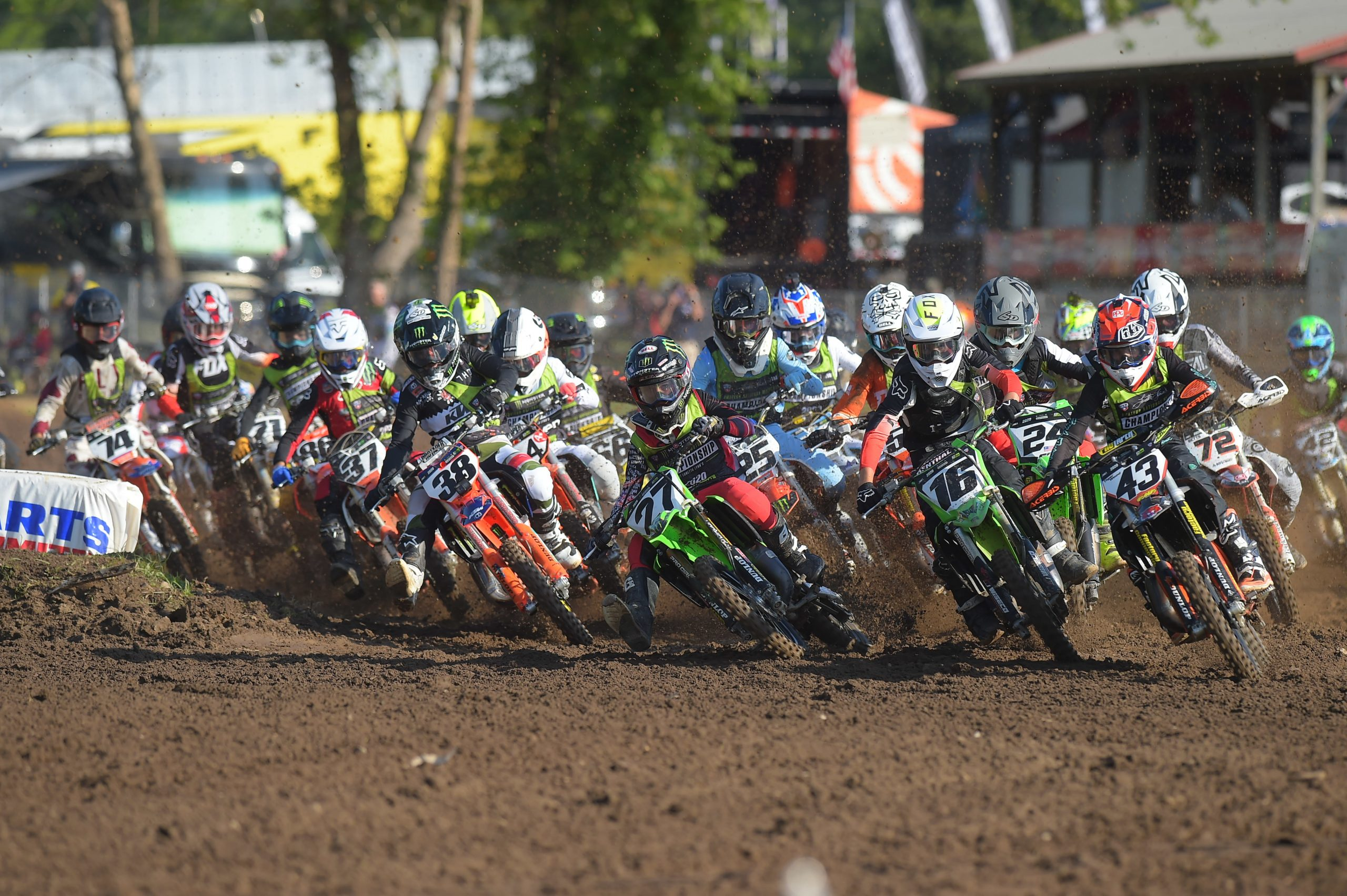 40th annual Monster Energy AMA Amateur National Motocross Championship (1)