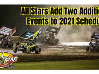 All Stars Add Two Additional Events to 2021 Schedule (678)