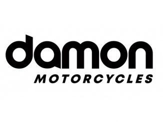 Damon Motorcycle logo (678)