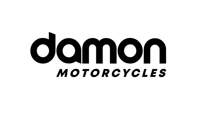 Damon Motorcycle logo (678)