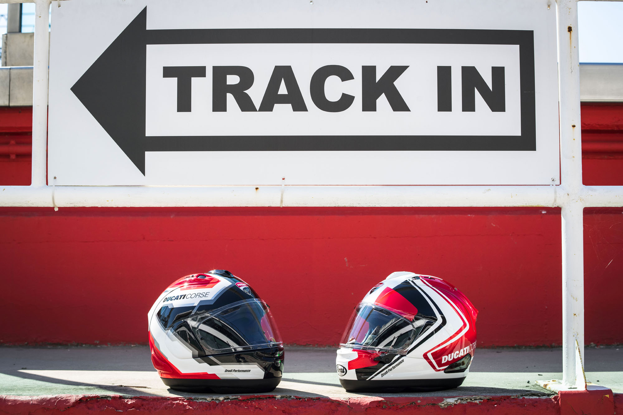 Ducati_Apparel racing performance wear_DC V5 Helmet_UC215263_High