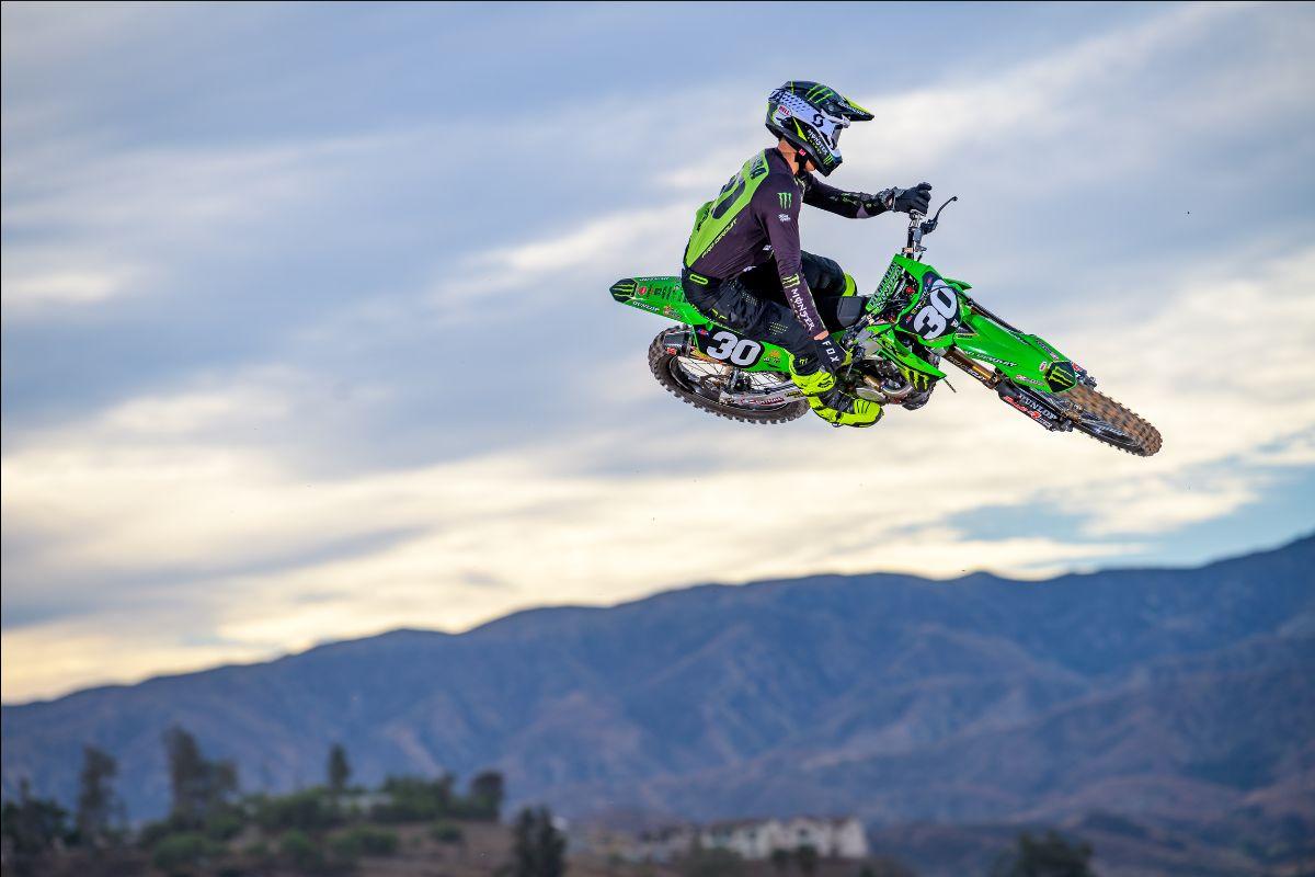 Monster Energy®:Pro Circuit:Kawasaki Race Team Adds Jo Shimoda to the 2021 Rider Lineup (2)