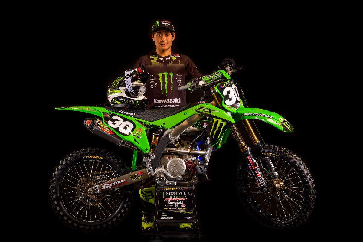 Monster Energy®:Pro Circuit:Kawasaki Race Team Adds Jo Shimoda to the 2021 Rider Lineup (3)