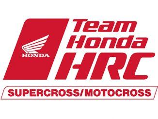 Team Honda HRC Badge (678)