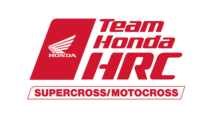 Team Honda HRC Badge (678)