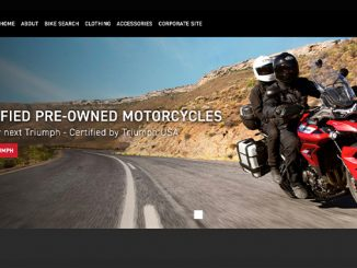 Triumph Motorcycles Certified Pre-Owned - webpage (678)