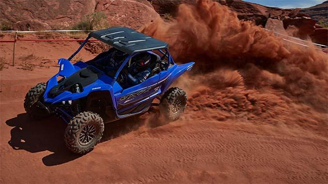 X-raid Develop YXZ1000R Prototype for the Dakar Rally (678)