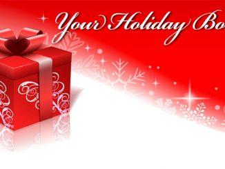 Your Holiday Bonus #2 (678)