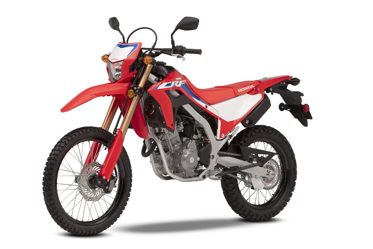 2021 Honda CRF300L Studio