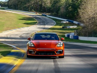 2021 Porsche Panamera Turbo S sets production sedan benchmark at Michelin Raceway Road Atlanta (678)