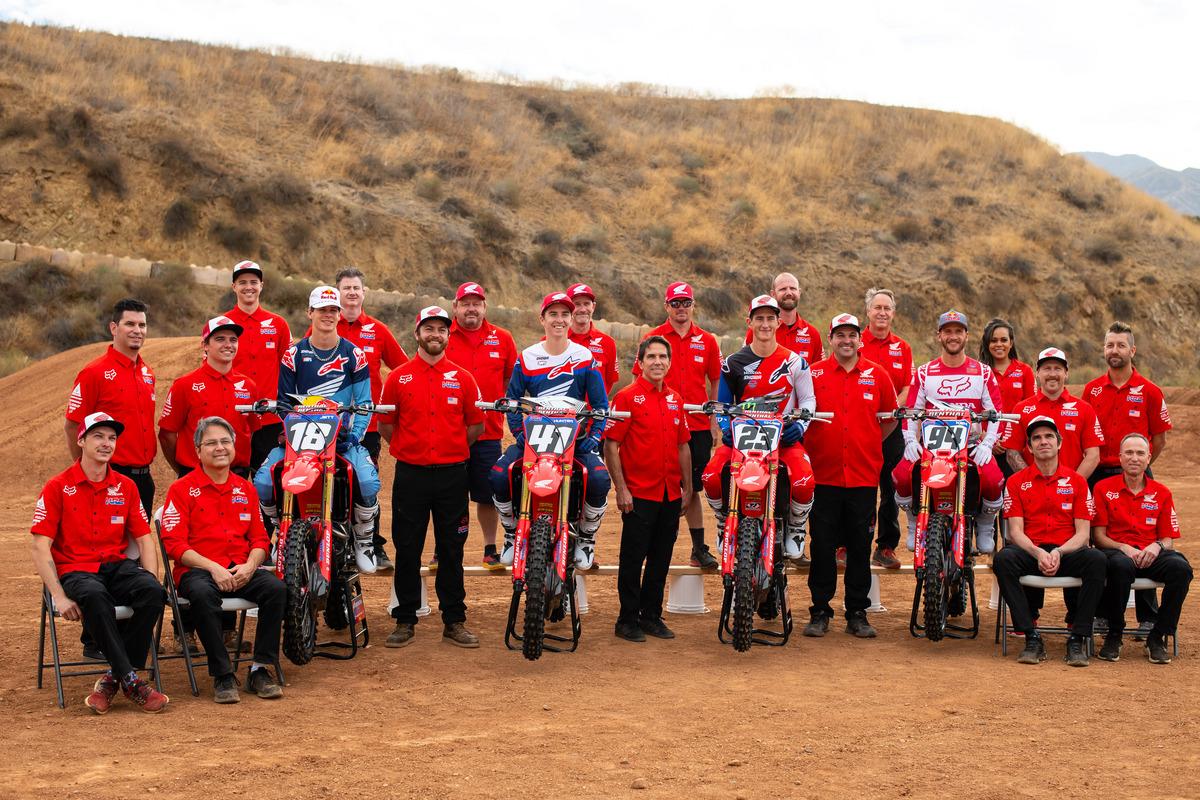 210107 American Honda Presents Factory Supercross Squad