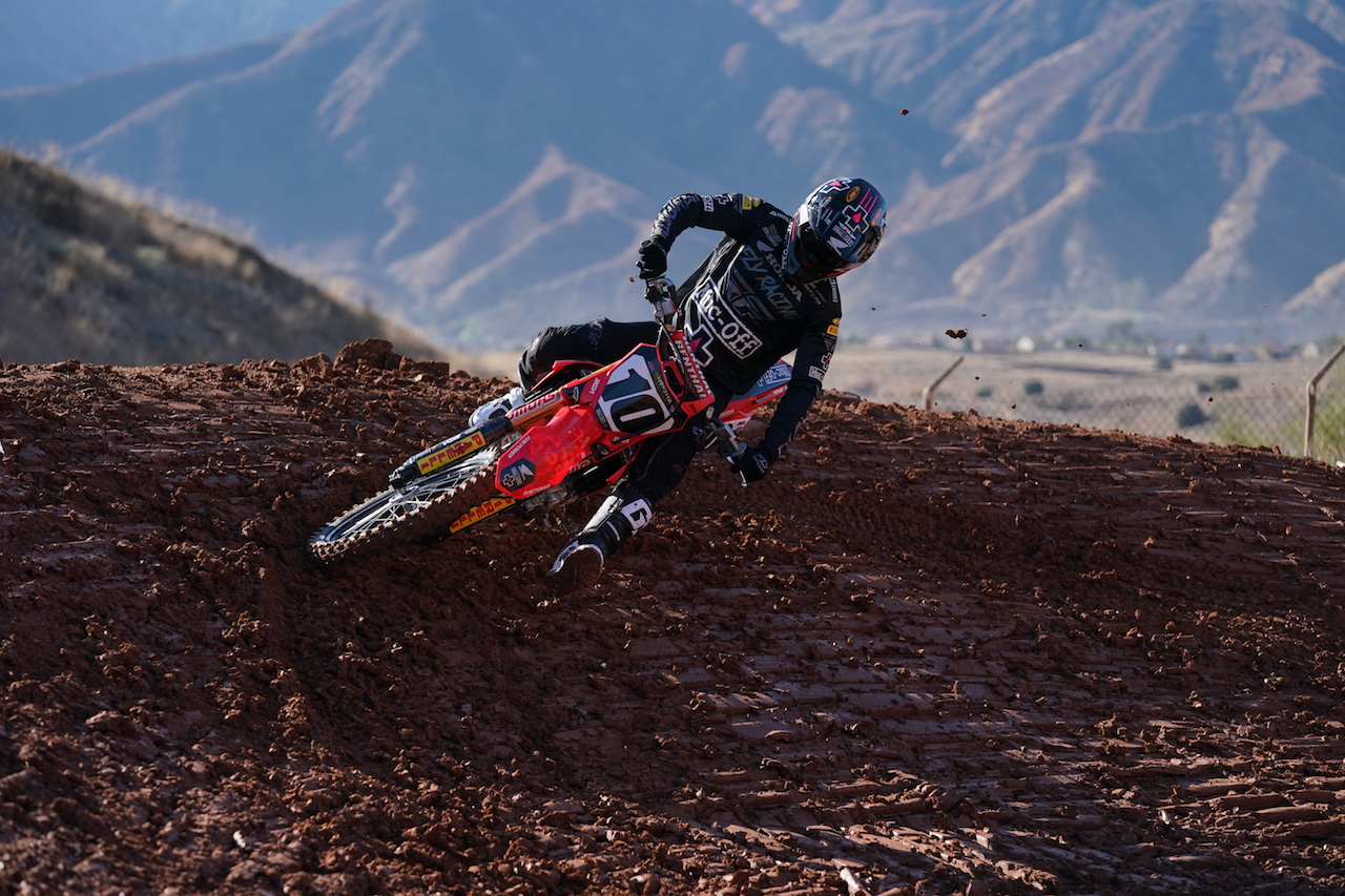 210113 Justin Brayton will look to continue his success on SCORPION™ MX tires