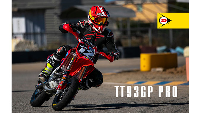 210114 Dunlop is releasing the all-new TT93GP PRO (678)