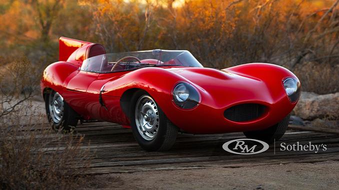 210125 1955 Jaguar D-Type Patrick Ernzen © 2020 RM Sothebys (678)