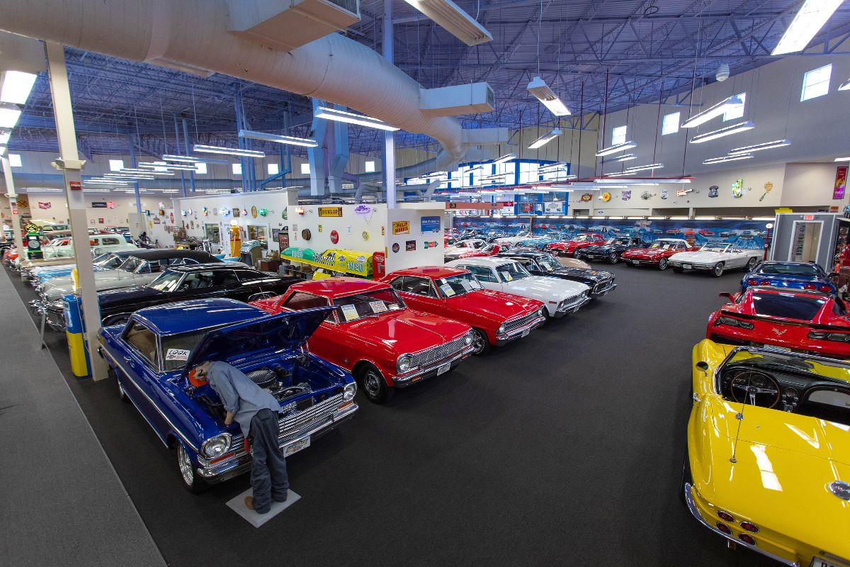 210126 Muscle Car City Collection in Punta Gorda, Jan. 22-23 Total Overall Sales of $18,400,000