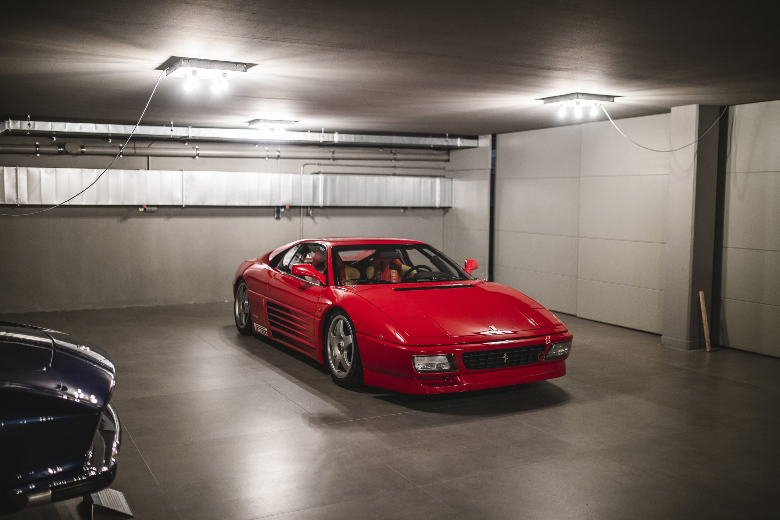 210127 1994 Ferrari 348 GT Michelotto Competizione (Credit - Stephan Bauer ©2021 Courtesy of RM Sotheby's)
