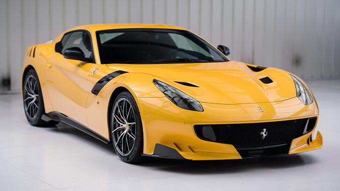 210127 2016 Ferrari F12tdf '120th Anniversary' John-Ross Hainey ©2020 Courtesy of RM Sotheby's (678)