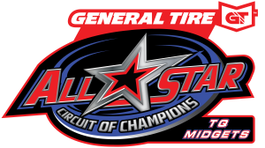 All Star Circuit of Champions TQ Midgets logo