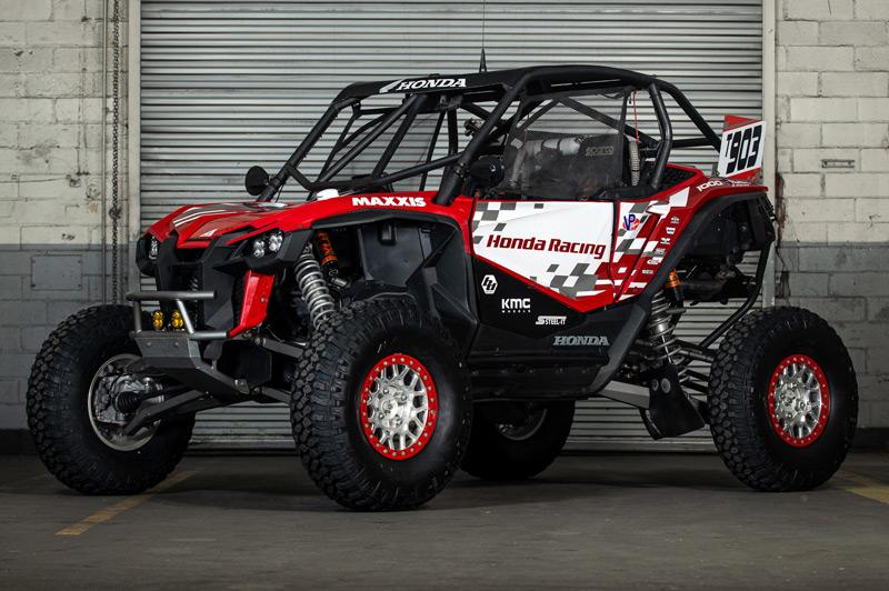 Honda Off-Road Factory Racing