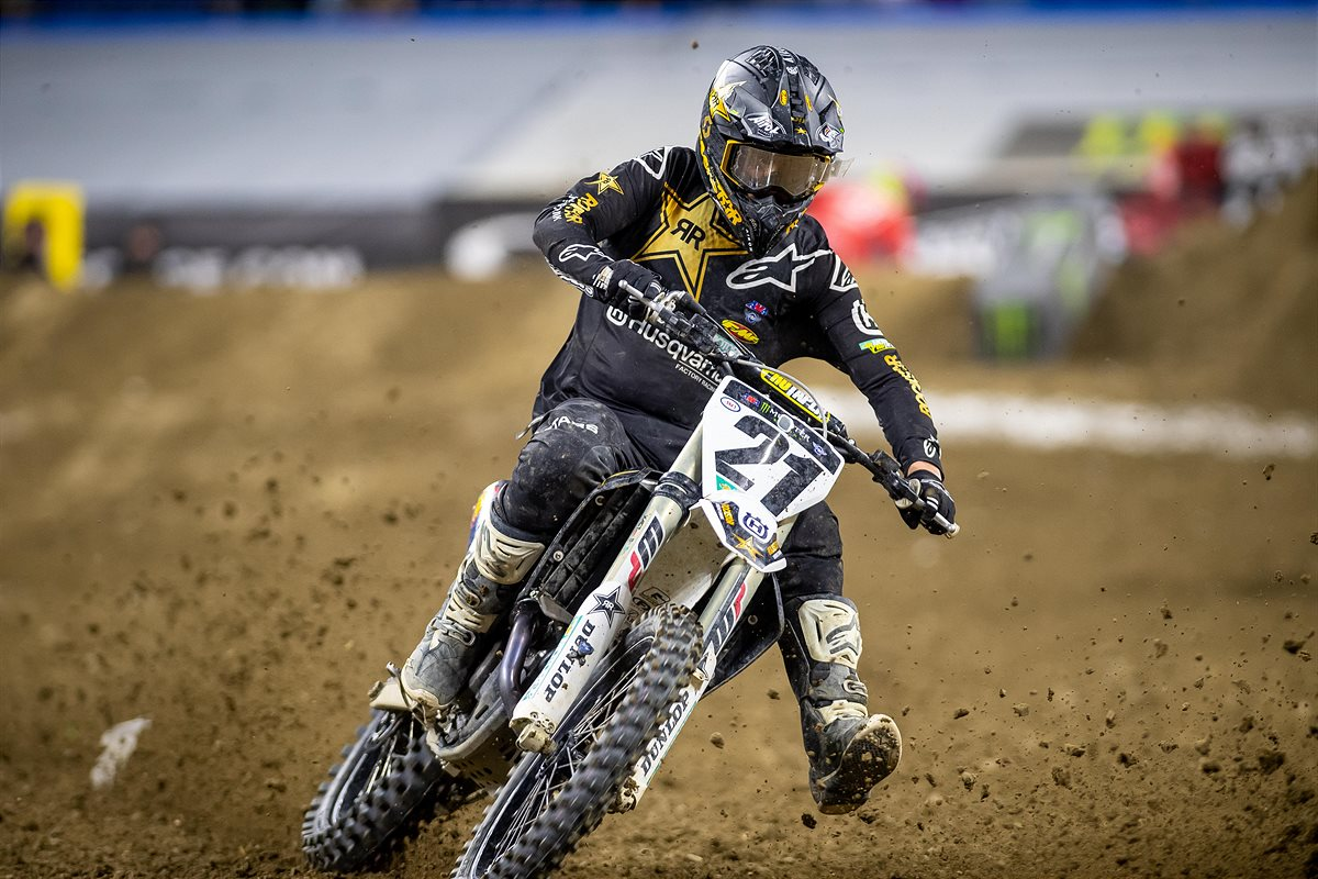 Jason Anderson - Indy 1 - Rd 4