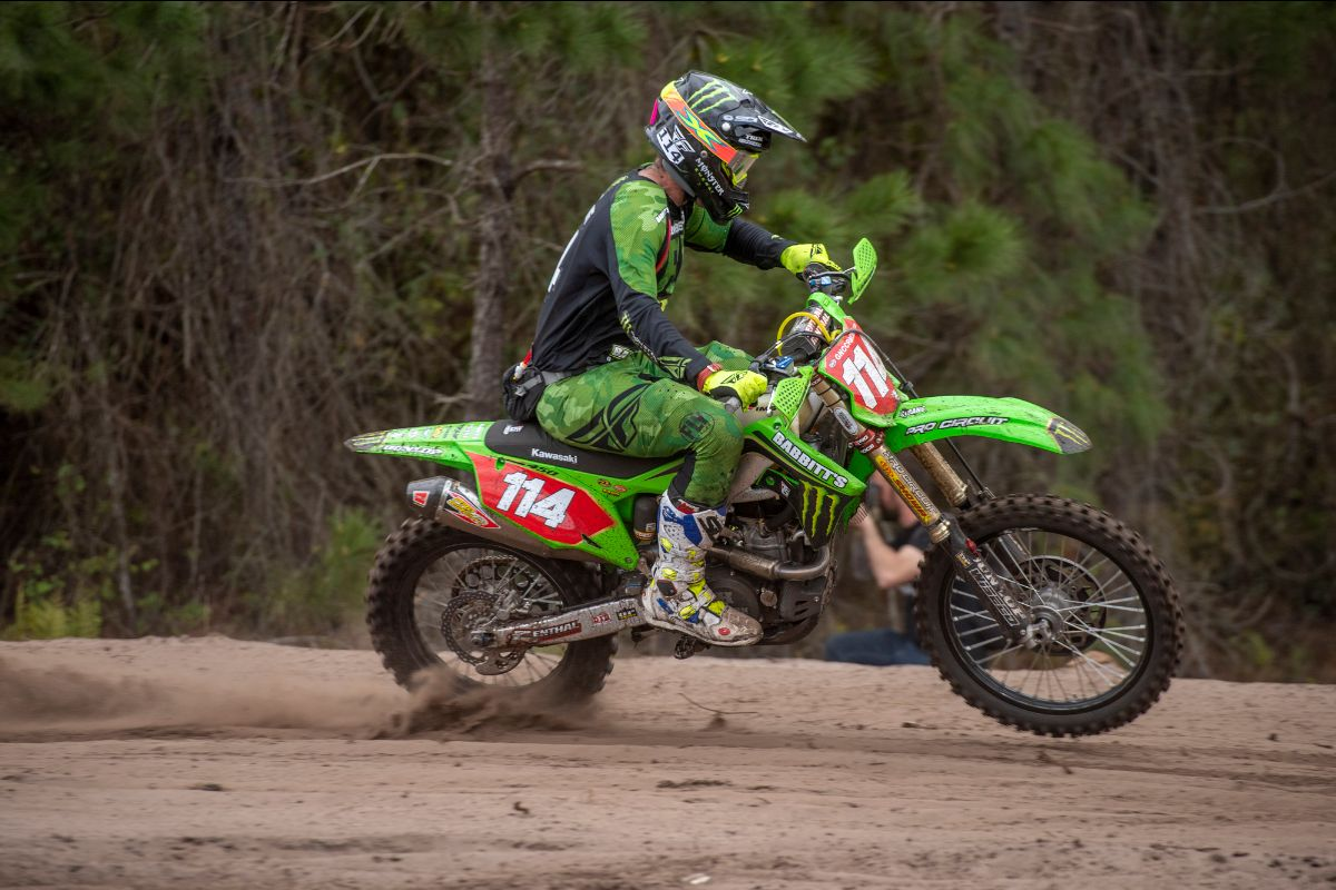 Kawasaki Team Green™ Announces Off-Road Racing Teams and Riders for 2021 Racing Season (3)