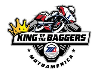 King of the Baggers logo (678)