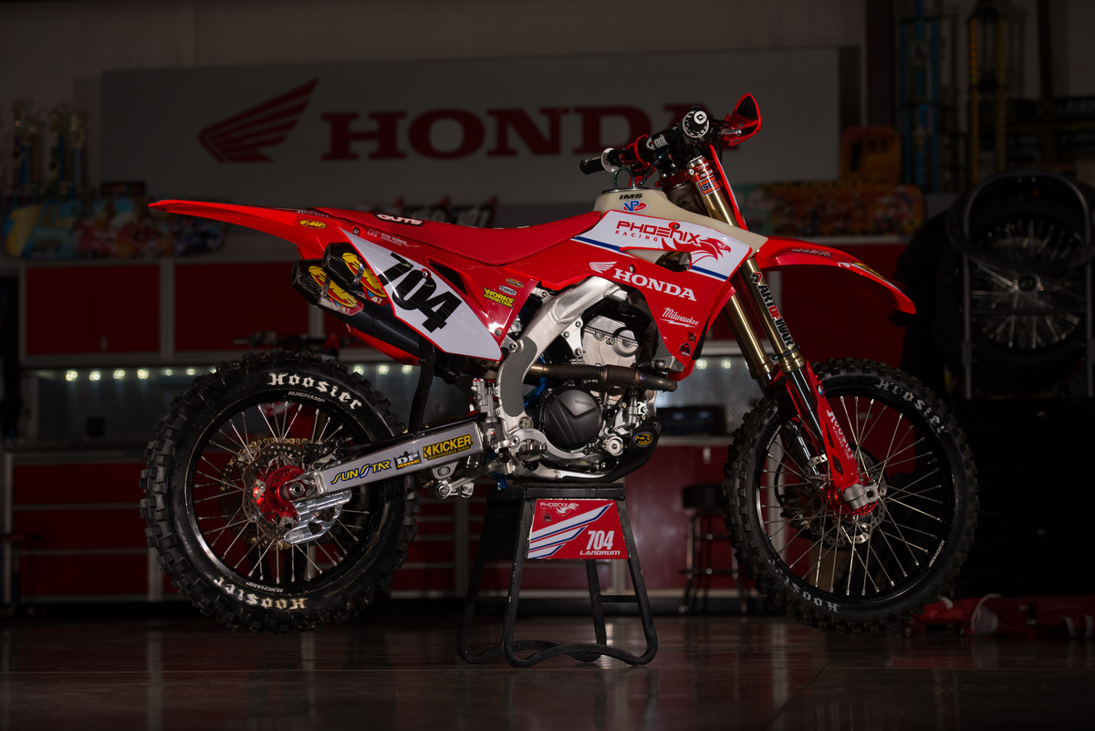 Phoenix Racing - Landrum CRF250RX