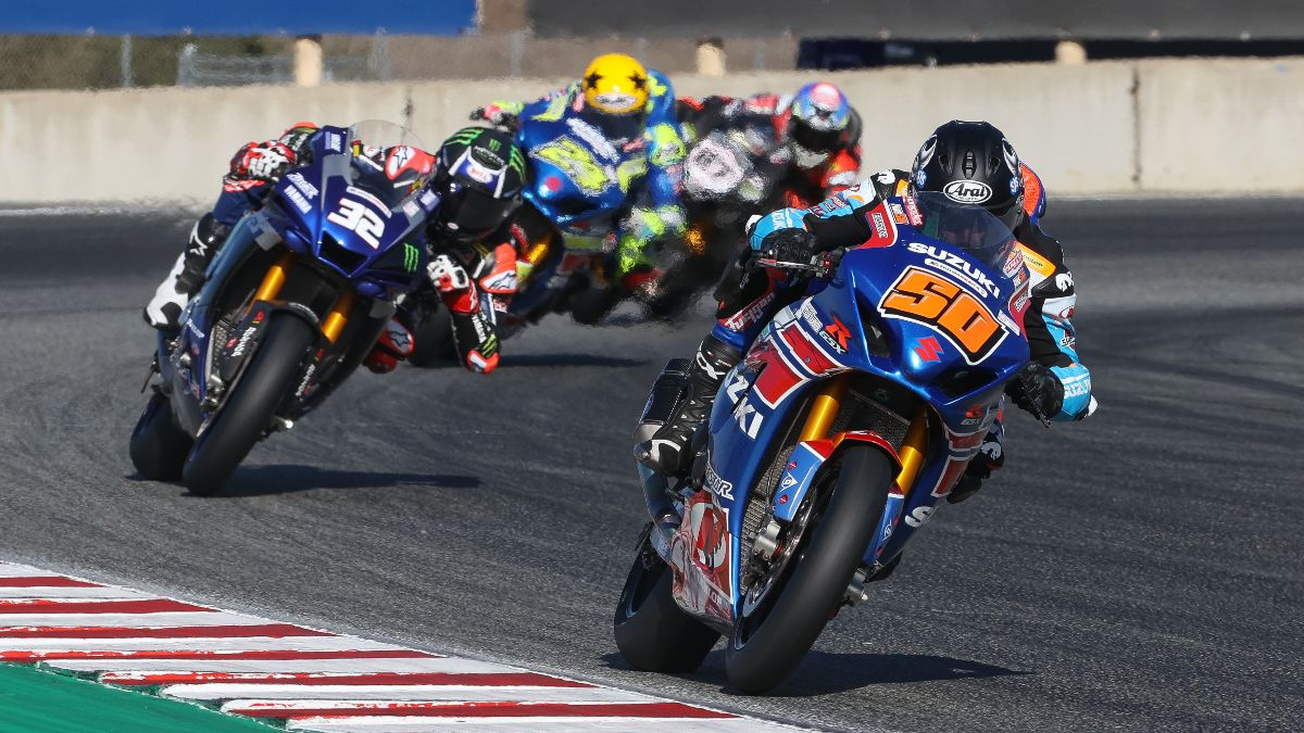 Tickets are now on sale for the GEICO Motorcycle MotoAmerica Superbike Speedfest at Monterey, July 9-11