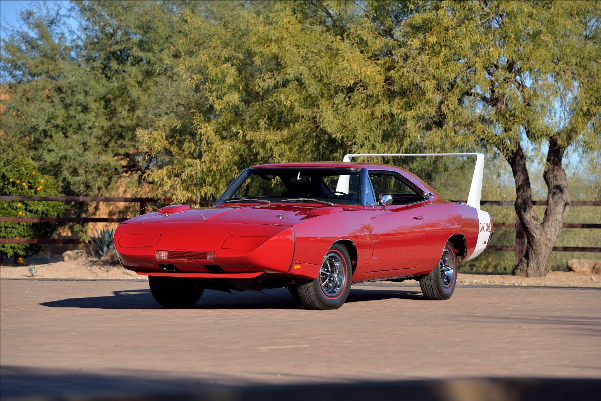 1969 Dodge Daytona 440:375 HP, 4-Speed