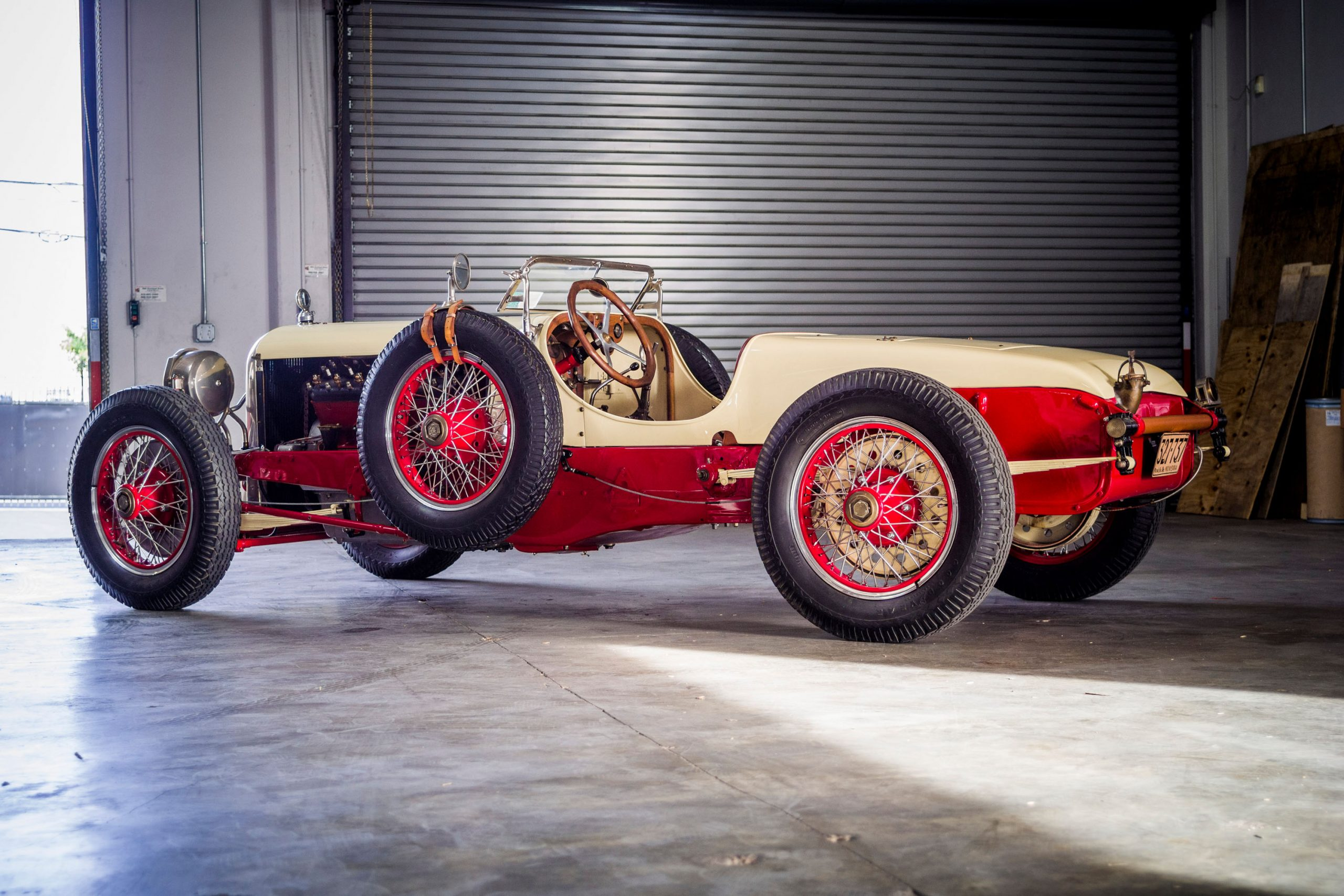 2021 1917 Packard 2-25 Twin Six Runabout (Credit - ©2021 Courtesy of RM Sotheby's)