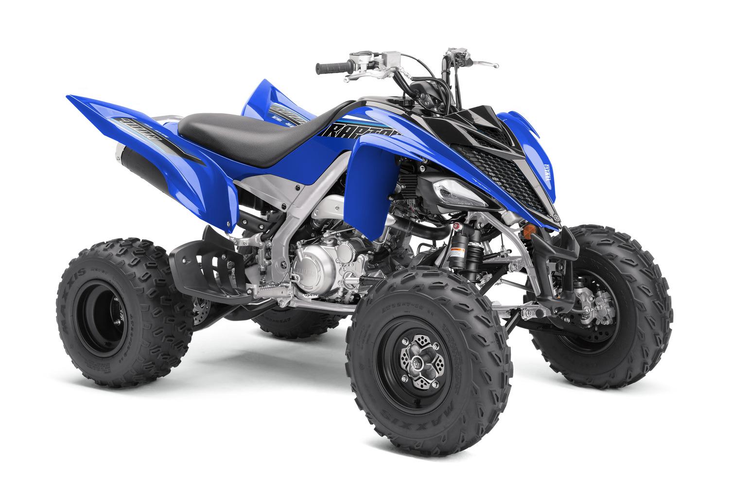 2021 Yamaha Raptor 700R (1)