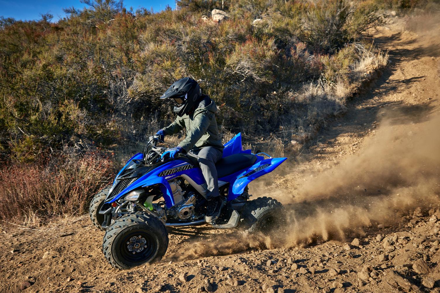 2021 Yamaha Raptor 700R