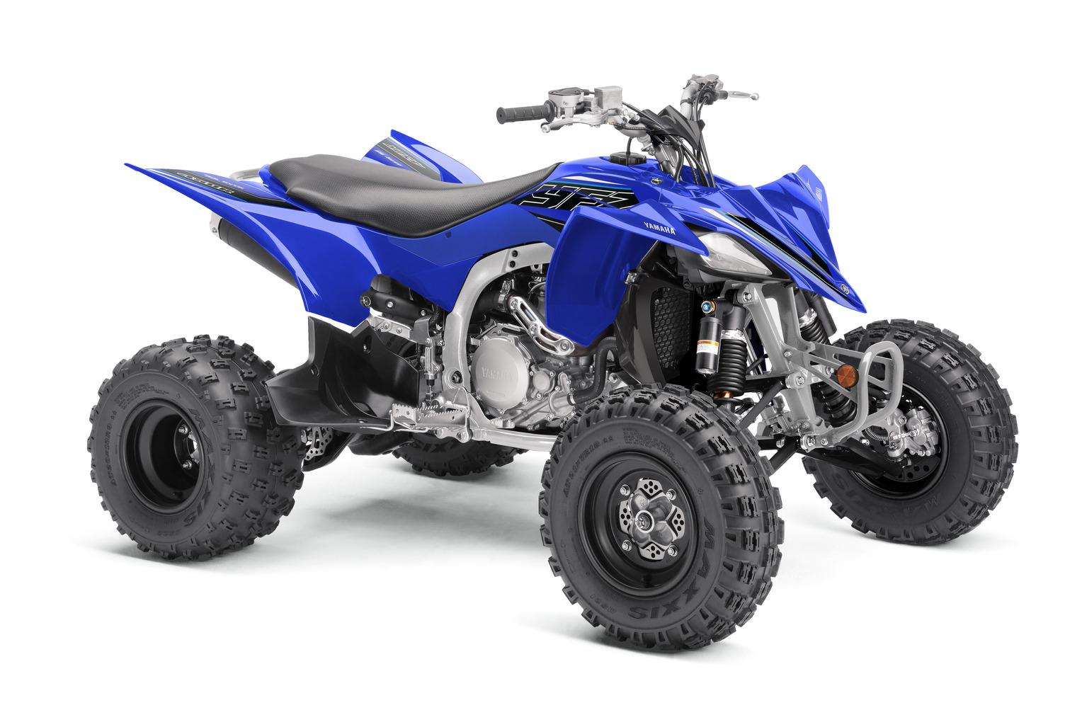 2021 Yamaha YFZ450R (1)