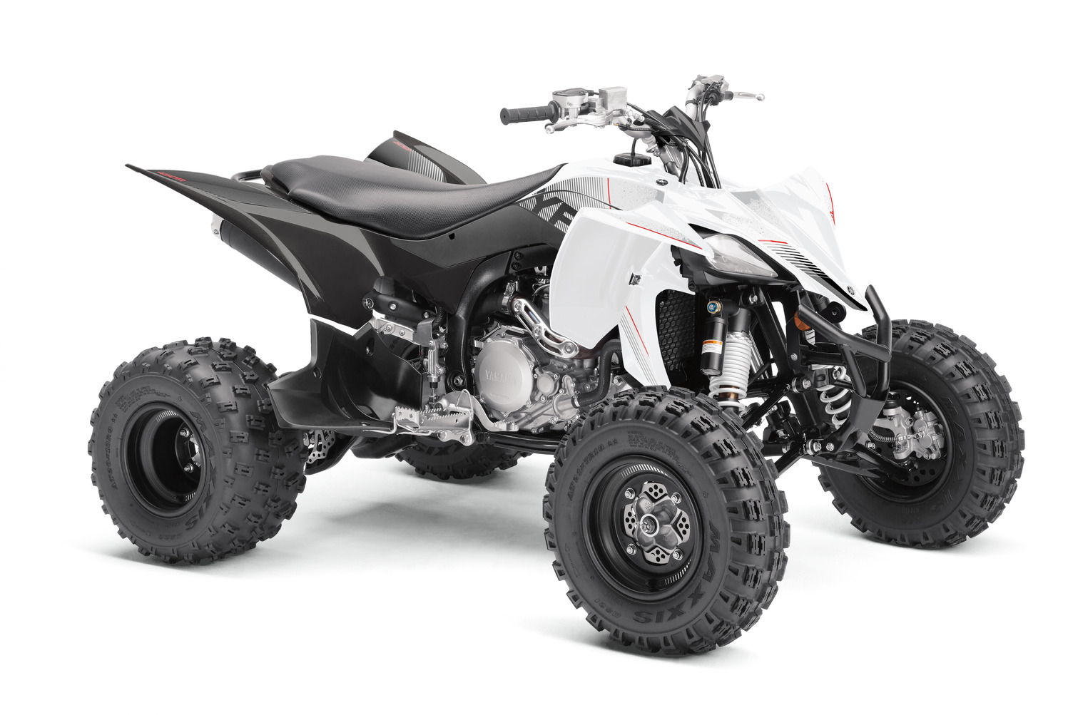 2021 Yamaha YFZ450R SE in White