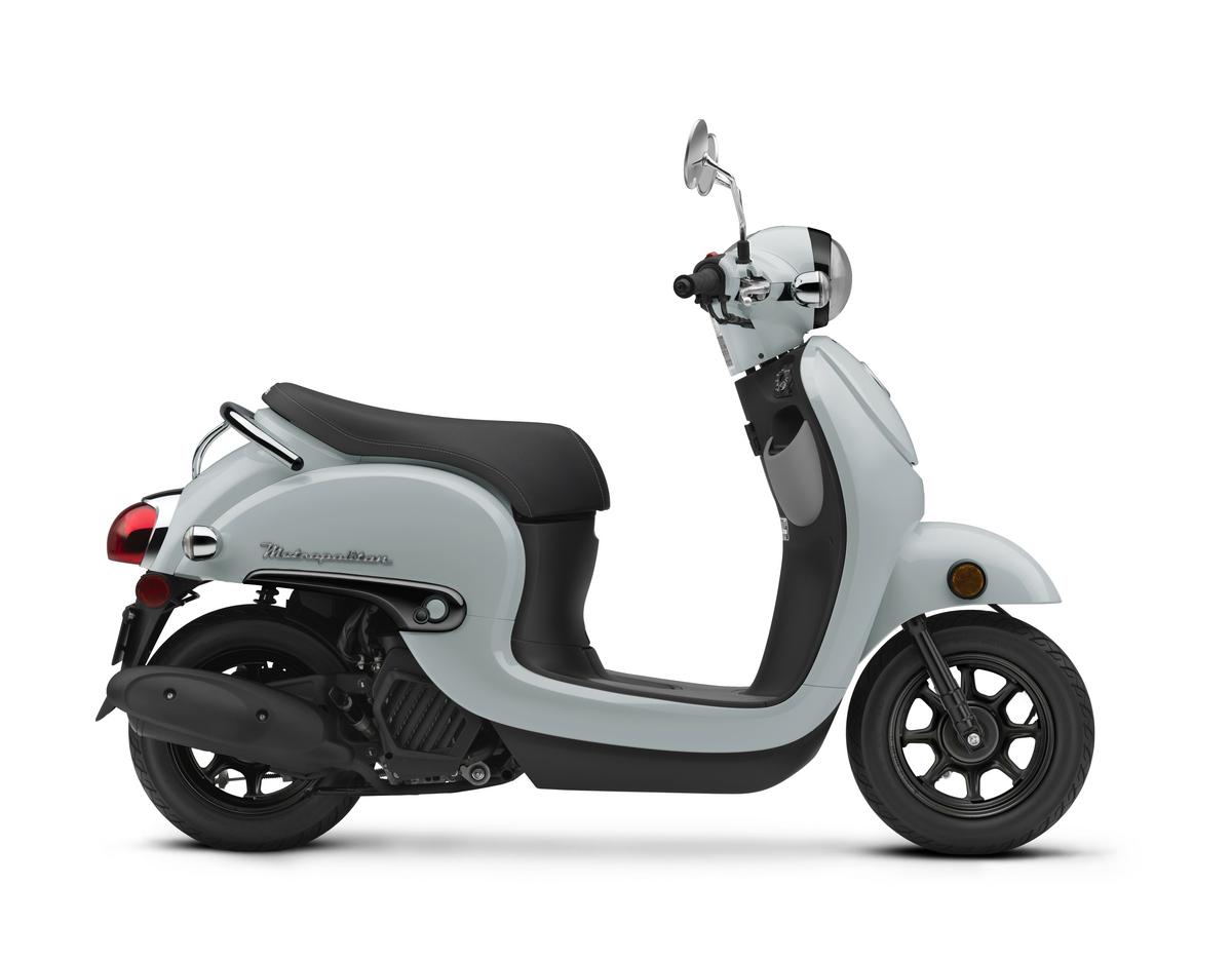 2022 Honda Metropolitan Coastal Blue