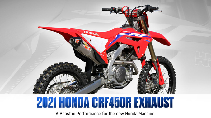 210212 New Products- Pro Circuit 2021 Honda CRF450R Exhaust (678.1)