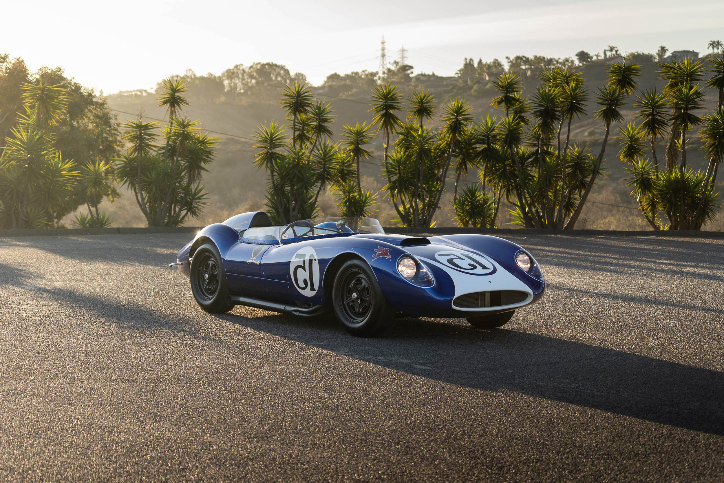 210219 1958 Scarab Reproduction (Credit - Karissa Hosek ©2021 Courtesy of RM Sotheby's)