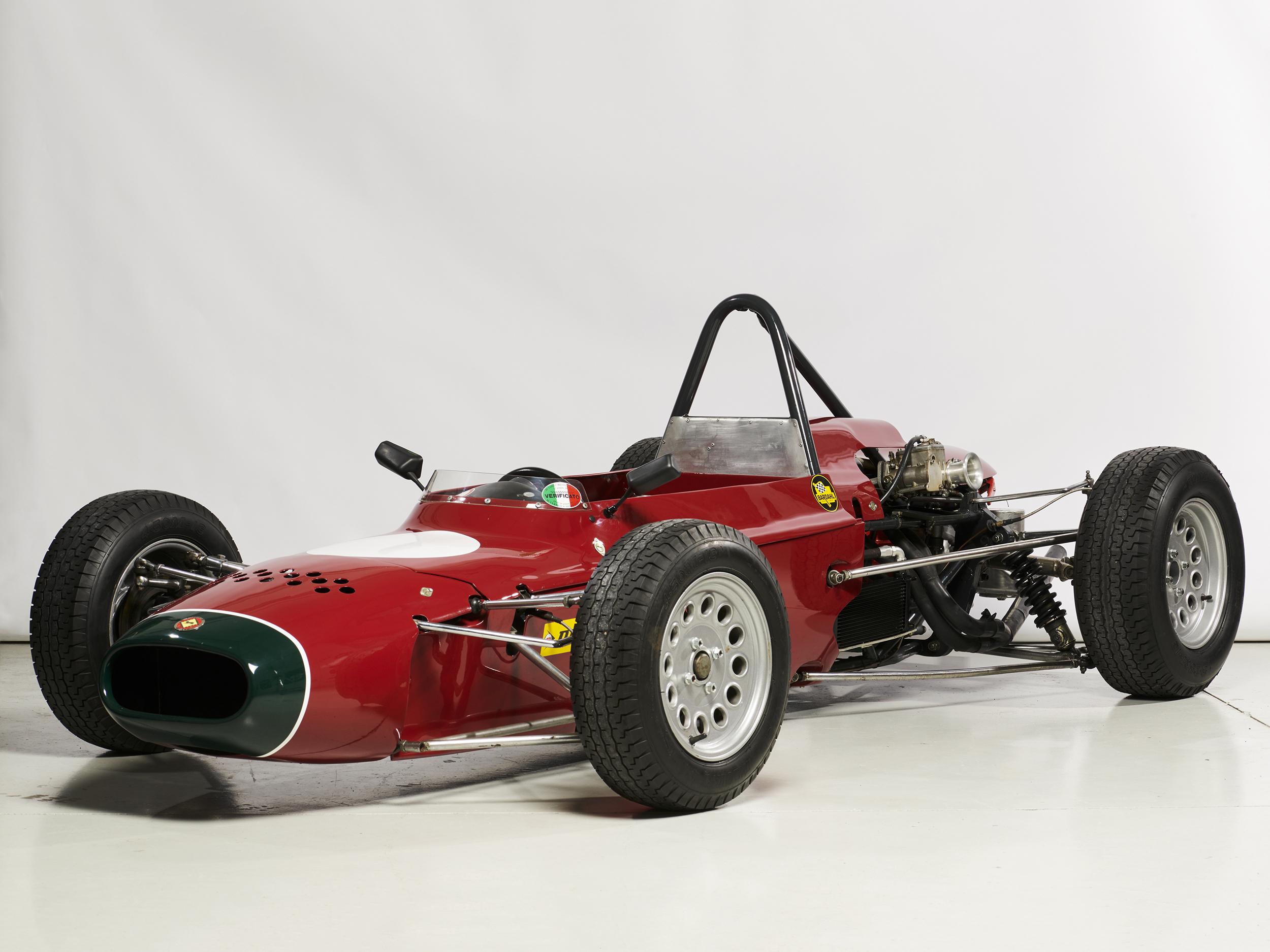 210219 1963 Foglietti Formula 3 Junior (Credit - Paolo Carlini ©2021 Courtesy of RM Sotheby's)