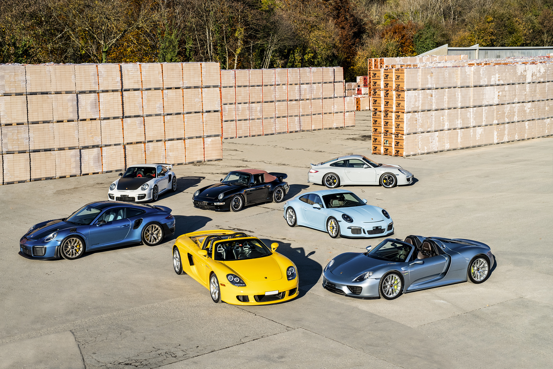 210219 The Swiss Porsche Collection (Credit - Remi Dargegen ©2020 Courtesy of RM Sotheby's)