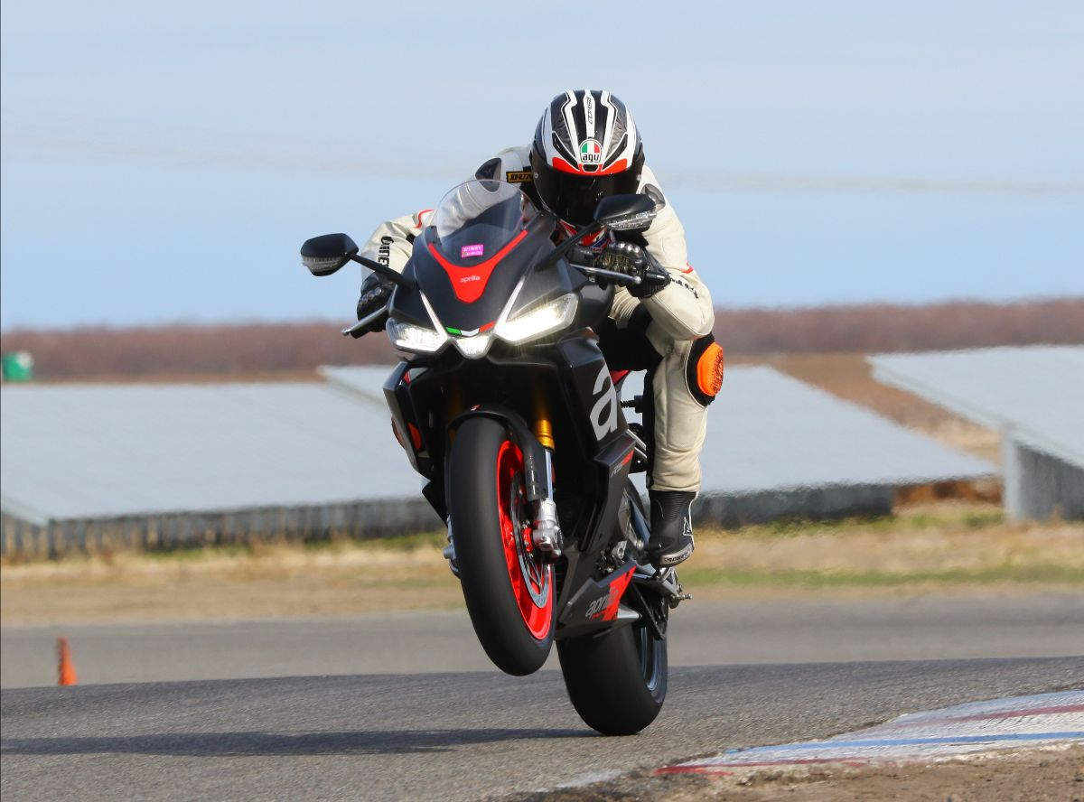 210226 2021 Aprilia RS 660 Approved For MotoAmerica Twins Cup Championship