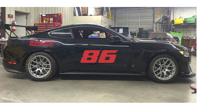 Baucom Motorsports - John Car (678)