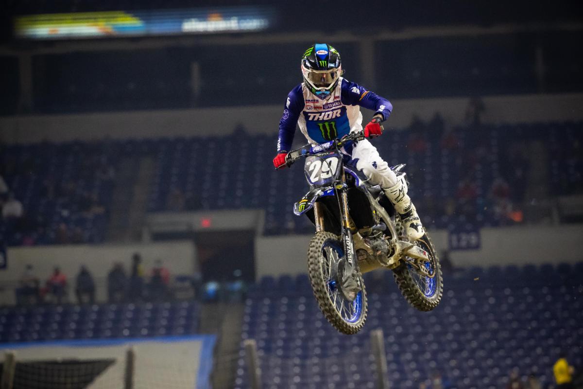 Christian Craig Wins - Monster Energy Supercross Indy 3